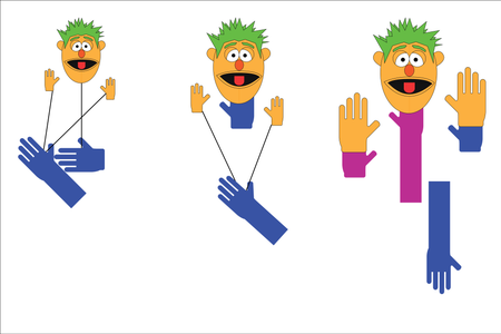 Designing Puppets: What Makes a Muppet a Muppet?