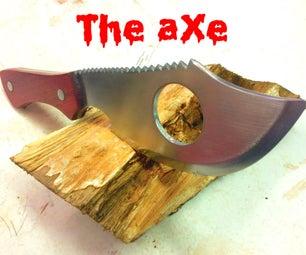 The AXe Knife