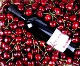 Homemade sweet cherry wine recipe