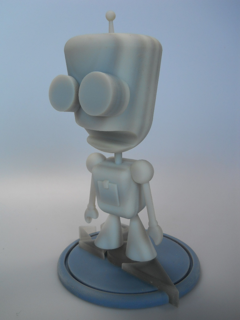Picture of Printing the Base and the Small Gir