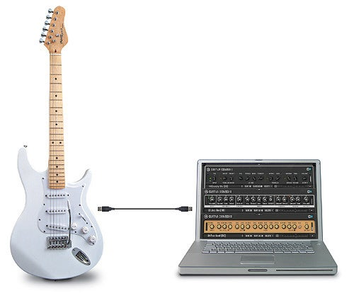 [DIAGRAM_38IS]  How to Use Your Computer As a Guitar Amplifier : 5 Steps - Instructables   Free Download Guitar Input Jack Wiring      Instructables