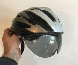 Aero-style Goggles for Bike Helmet