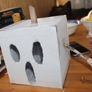 Recycled Gost Box