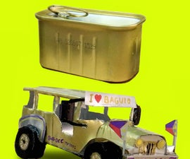 Spam Can to Jeepney