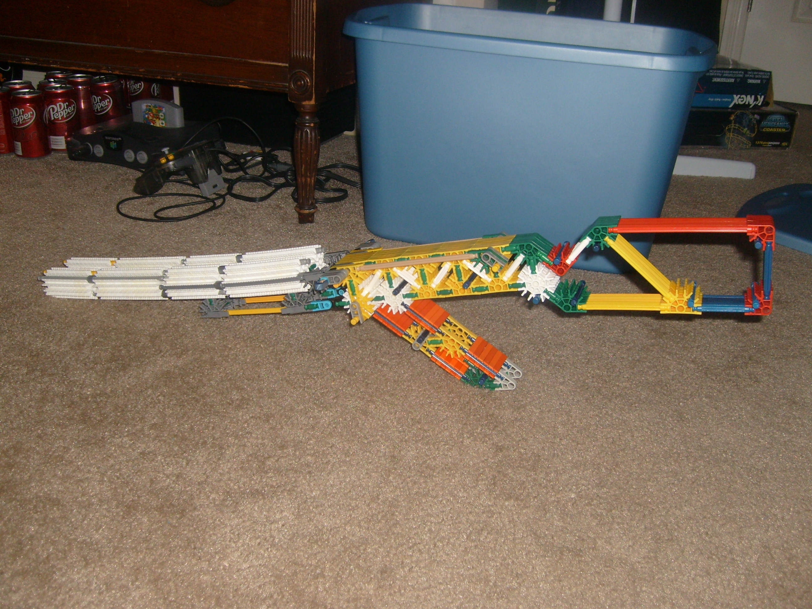 Picture of My Double-Barrel Break-Action Shotgun (Just a Model (For Now))