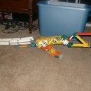 My Double-Barrel Break-Action Shotgun (Just a Model (For Now))