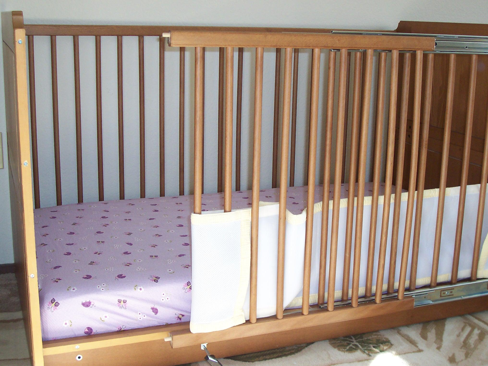 Crib Modification For Accessibility 26 Steps With Pictures Instructables