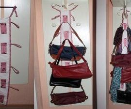 Hand bag /Scarf Holder