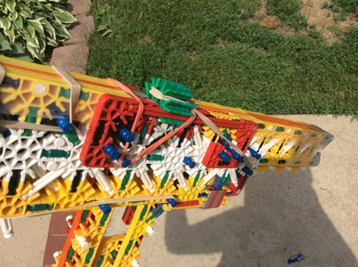 Knex Shell-ejecting Rifle
