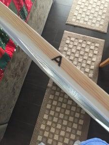 Attach Plexiglass and Door Hardware to Panels