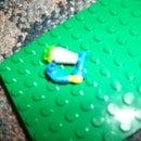 A Lego Plasma Pistol