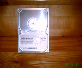 How to re-use an old hard drive