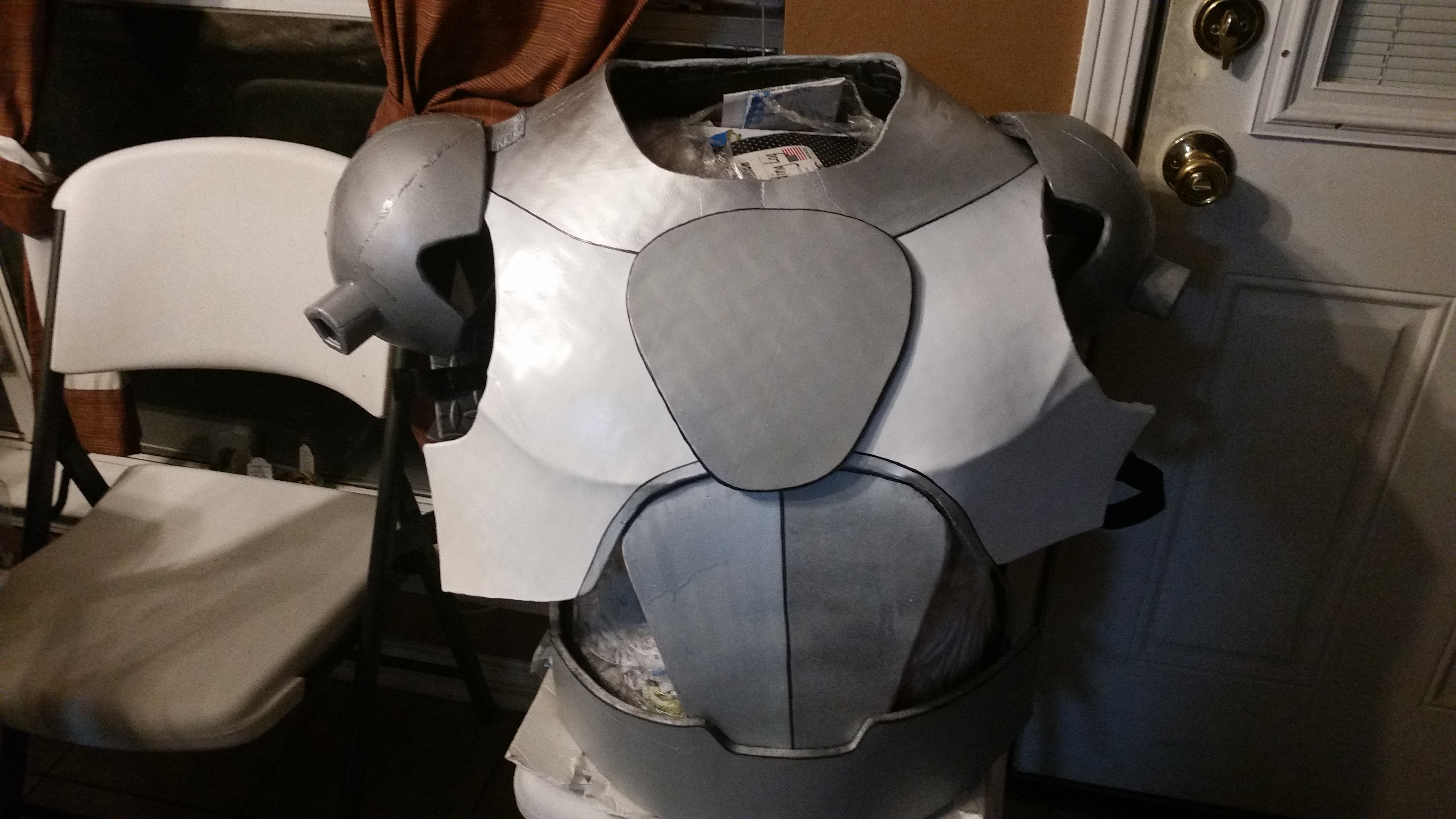 Picture of Attach Shoulders