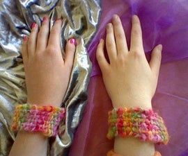 BFF Bands- Simple, Quick, Anyone can do it! Loomless woven bracelets