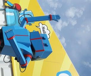 Giant Outdoor Robot