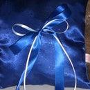 Nu & Blu Wedding Pillow