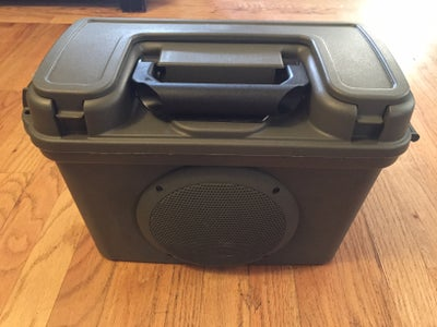 Ammo Box Waterproof Stereo