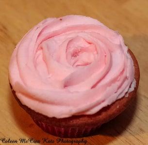Pink Parisian Cupcakes