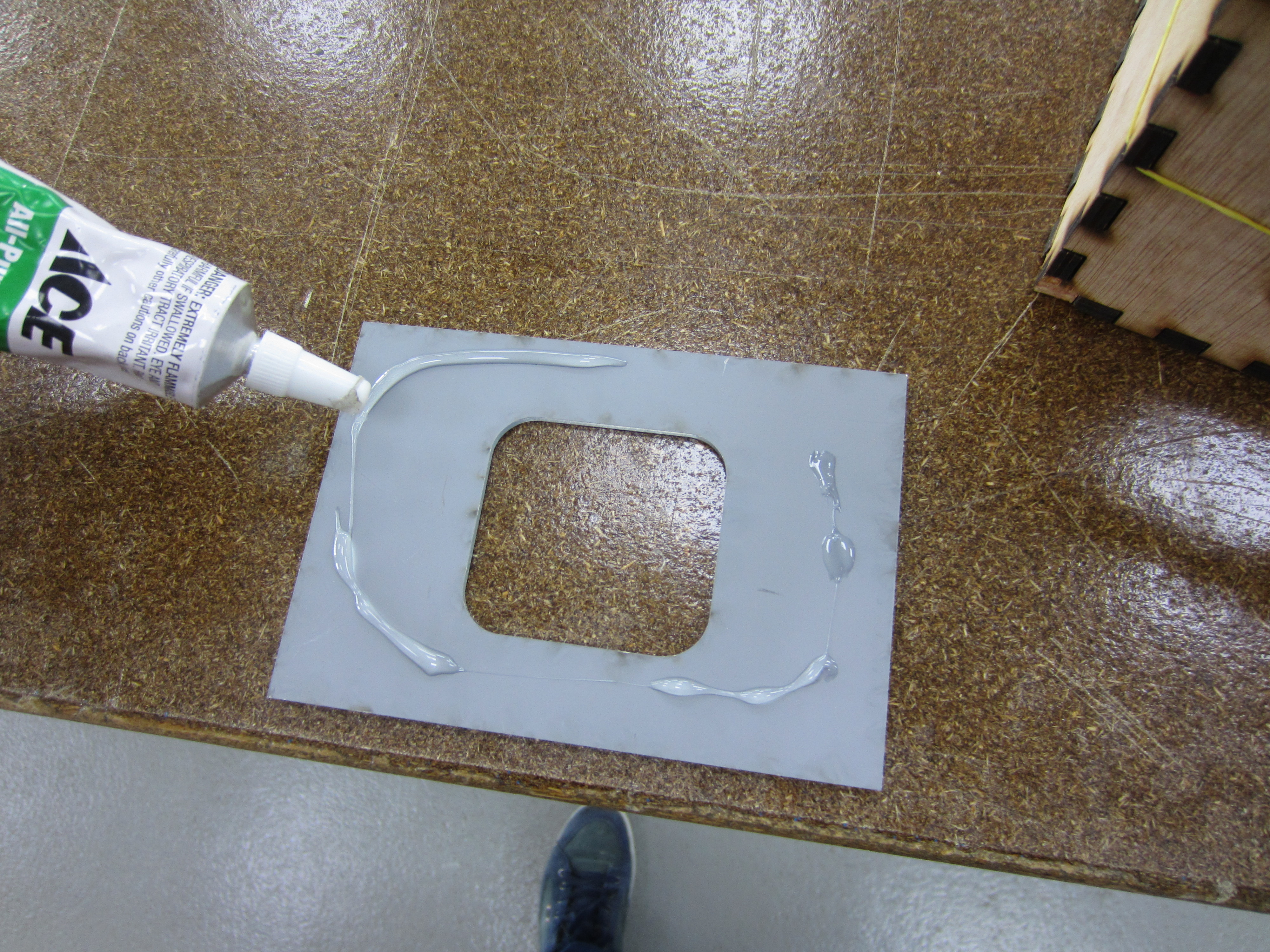 Picture of Adding the Mirrors