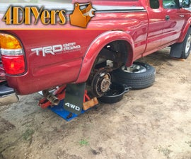 How to Replace Toyota Tacoma Brake Wheel Cylinder Replacement