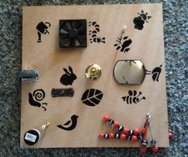 PI Powered Busy Board