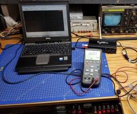 Using an RTA Program As an Oscilloscope or Circuit Analyzer