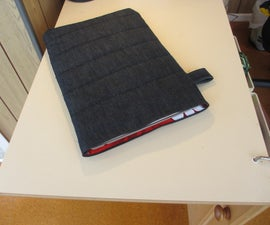 Denim Laptop Sleeve