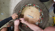 Picture of Gluing the Rope