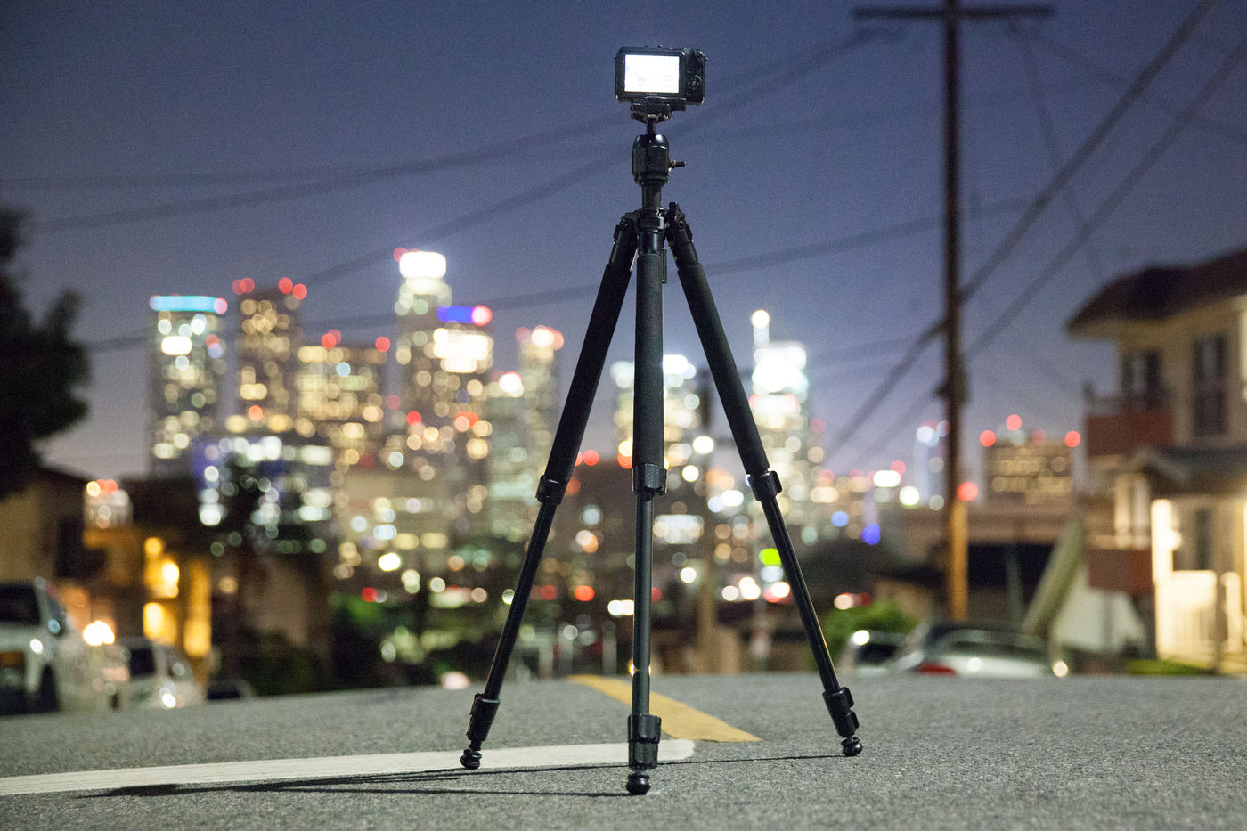 Collapsible Tripod