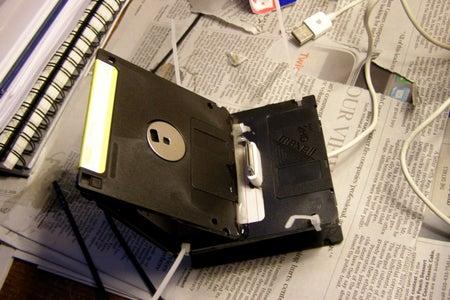 Floppy Disk Dock
