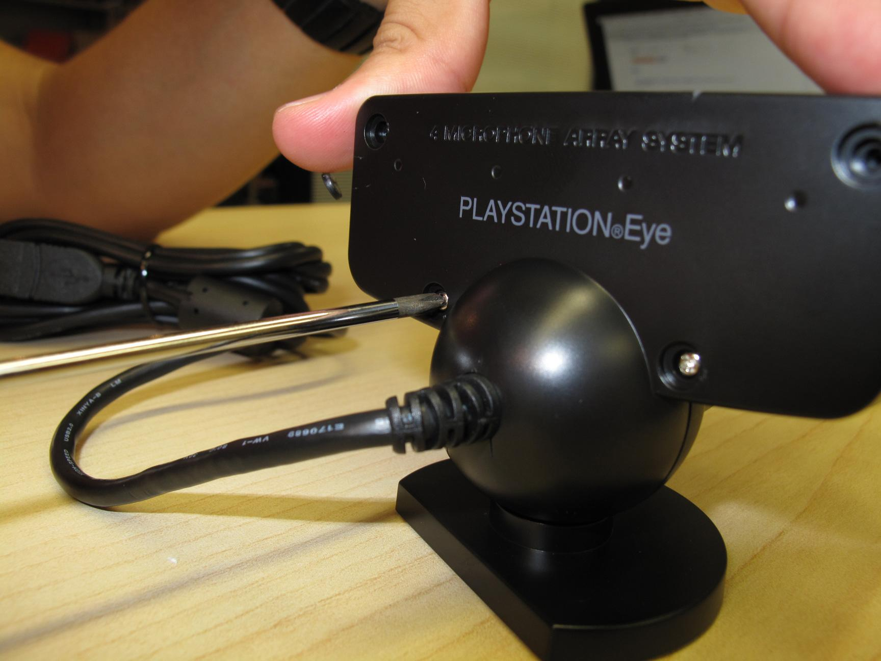 Picture of Hacking the PS Eye Camera - Preparing