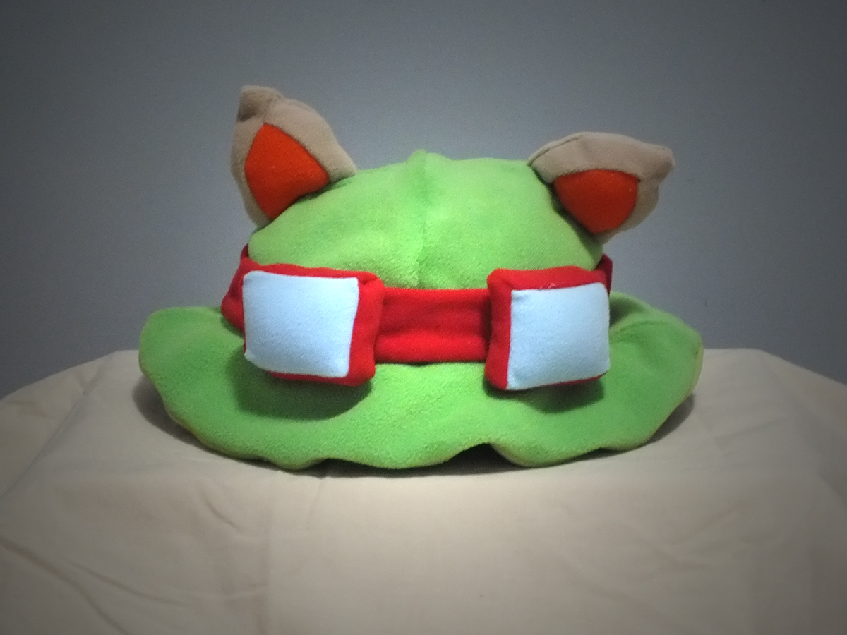 Picture of League of Legends, Teemo Hat - Hand Made