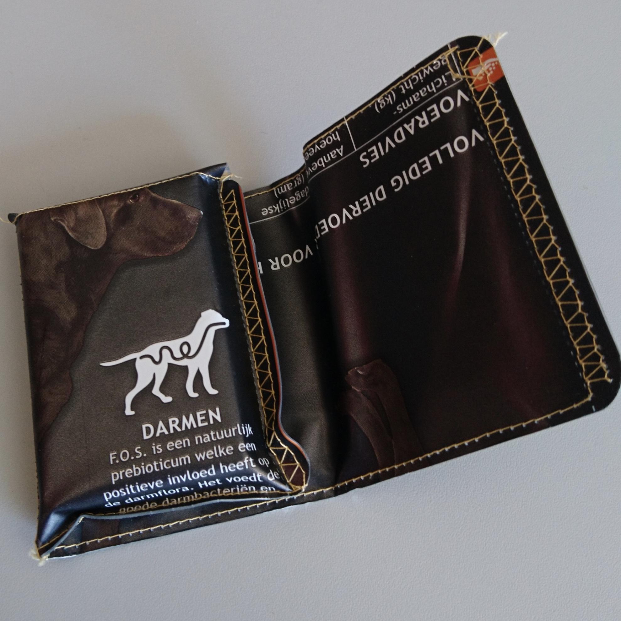 Picture of Dog-food-bag Wallet