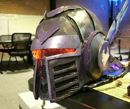 Bounty Hunter Helmet LEDs