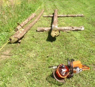 Chainsaws and Tree Trunks