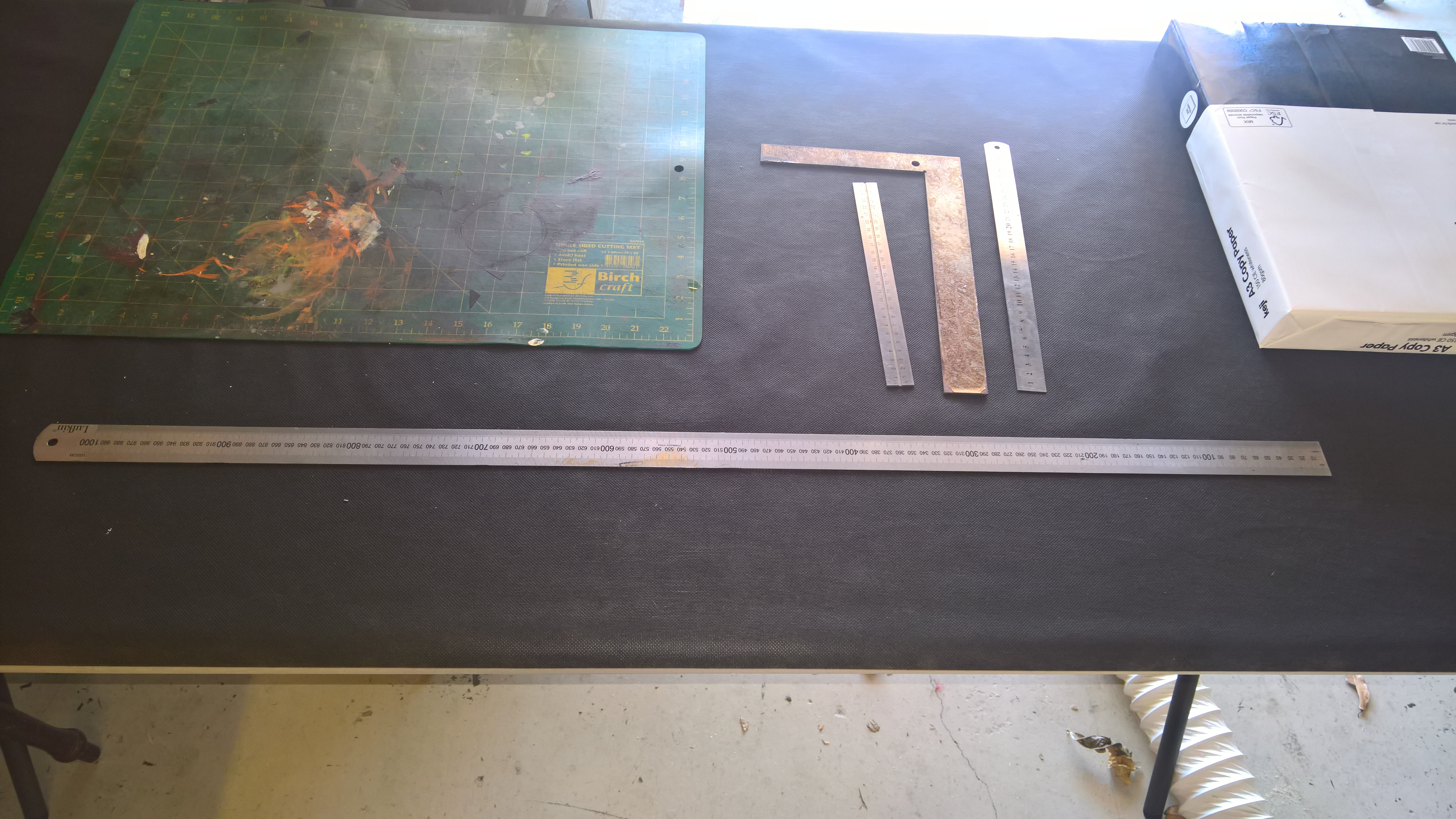 Picture of Materials, Findings, & Tools