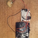'Knock Back' - A Knock Echoing Arduino