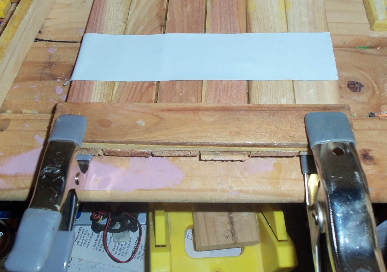 Picture of Attach Crosspiece
