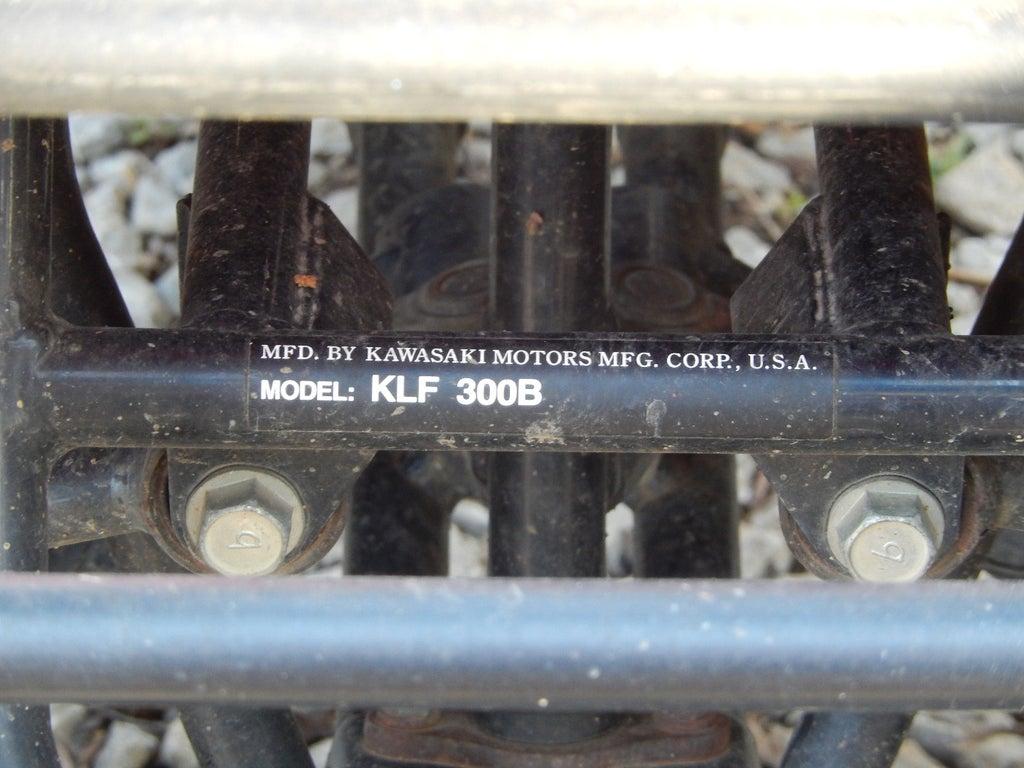 Kawasaki Klf300 Bayou Wiring Diagram 4 X. . Wiring Diagram on