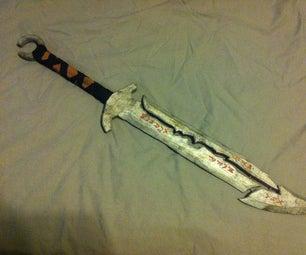 Making the Rune Blade