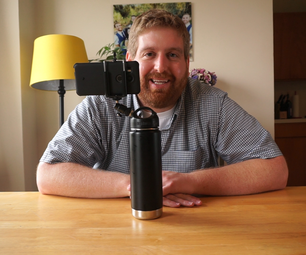 Klean Kanteen Lid Camera Mount
