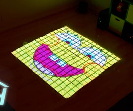 Light Painting With a Raspberry Pi LED Robot