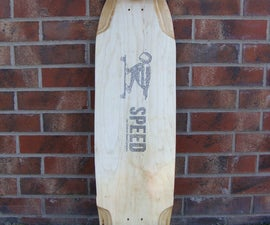 Make A Professional Longboard