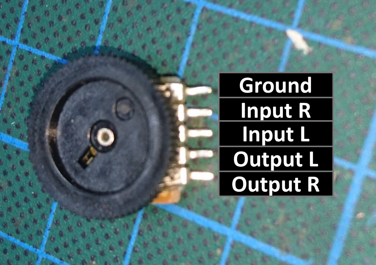 Picture of Wiring: Sound