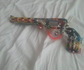 Knex Colt Peacemaker