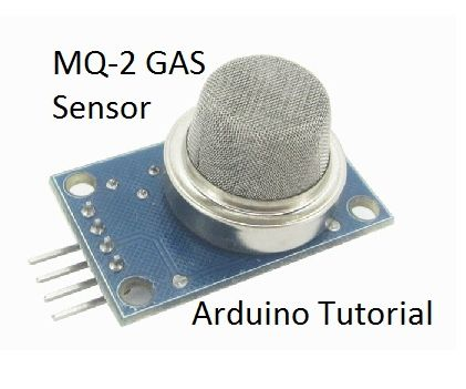 How to Use MQ2 Gas Sensor - Arduino Tutorial: 4 Steps (with Pictures)