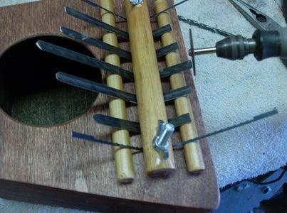African Kalimba (Thumb Piano)