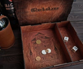 Glückshaus (House of Fortune) Is a Medieval Gambling Dice Game for Multiple Players