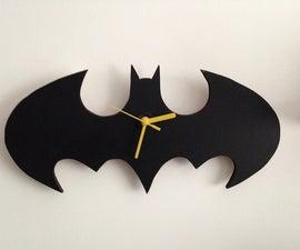 Batman Wall Clock