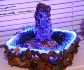 How to make a mini fountain-stream